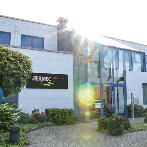 AERMEC Deutschland GmbH-Foto