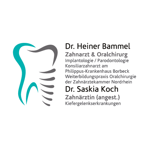 Zahnarzt Dr. Heiner Bammel-Logo