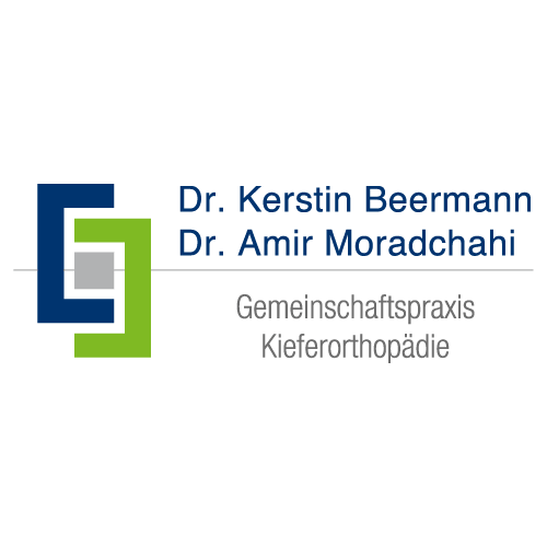 Dr. Kerstin Beermann + Dr. Amir Moradchahi-Logo