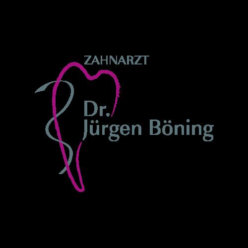 Zahnarzt Dr. Jürgen Böning-Logo