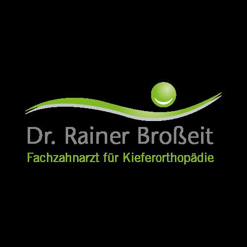 Dr. Rainer Broßeit-Logo