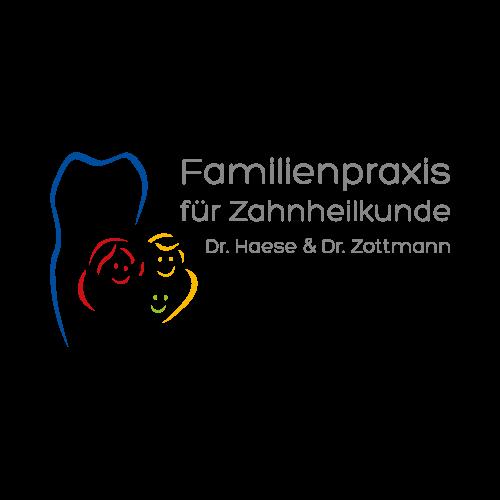 Zahnarztpraxis Dr. Haese & Dr. Zottmann-Logo