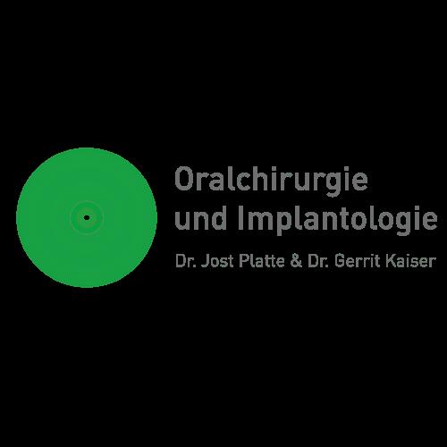 Zahnarzt & Oralchirurgie Dr. Jost Platte-Logo
