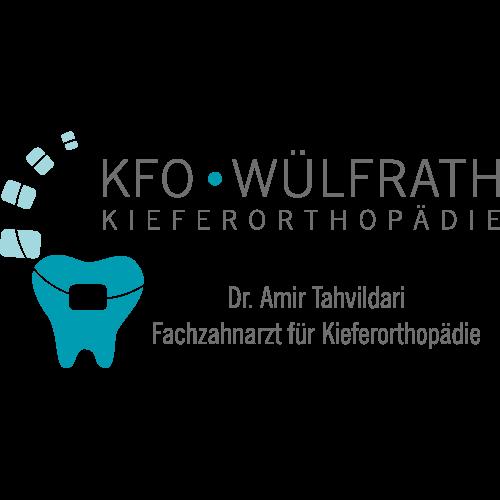 KFO-Wülfrath - Dr. Amir Tahvildari-Logo