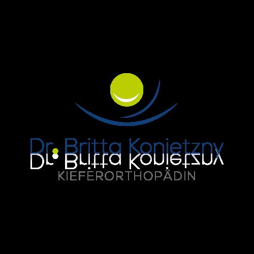 Kieferorthopädin Dr. Konietzny-Logo