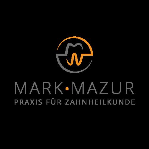 Zahnarzt Mark Mazur-Logo