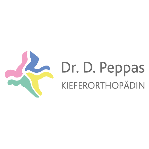Kieferorthopädin Dr. Peppas-Logo