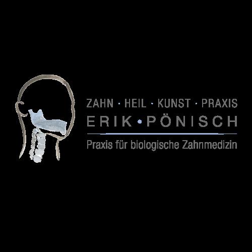 Zahnheilkunstpraxis Erik Pönisch-Logo