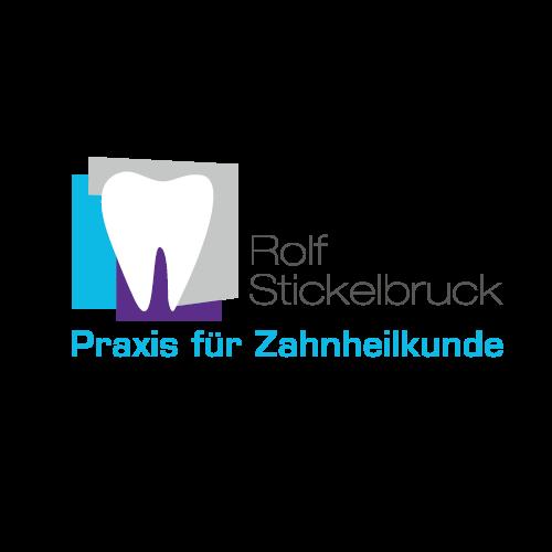 Zahnarzt Rolf Stickelbruck-Logo