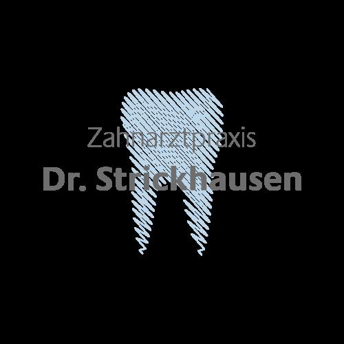 Zahnarztpraxis Dr. Strickhausen-Logo