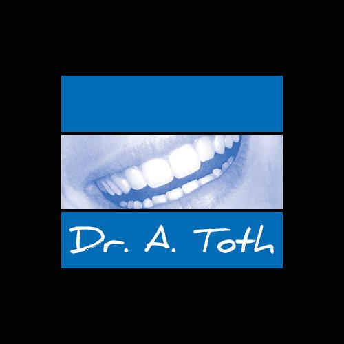 Zahnarzt Dr. A. Toth-Logo