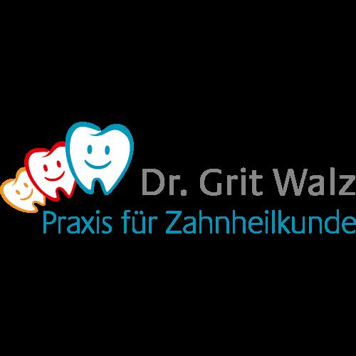 Zahnärztin Dr. Grit Walz-Logo
