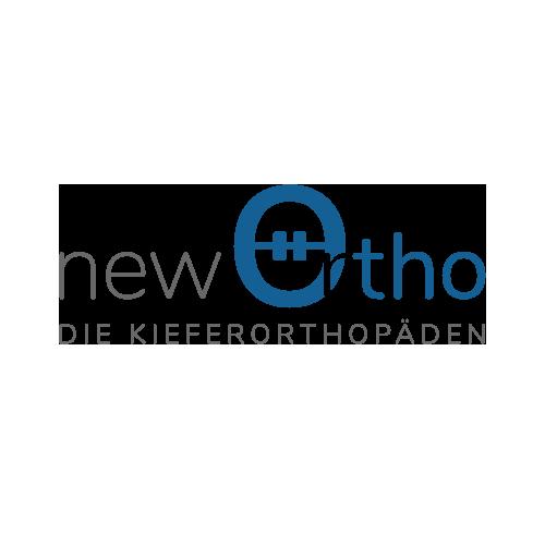 newOrtho - Die Kieferorthopäden-Logo